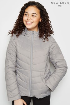 New Look Girls Whittney Padded Jacket