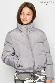New Look Girls Op Drake Padded Jacket