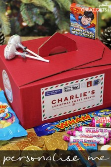 Personalised Santa's Sweet Box By Great Gifts
