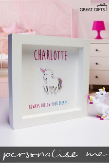 Personalised Always Follow Your Dreams By Great Gifts