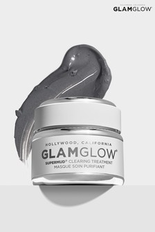 GLAMGLOW Supermud Clearing Treatment Mask Glam To Go 50g
