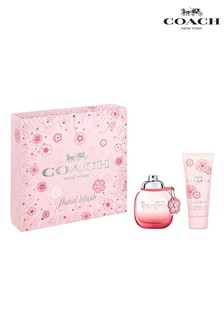 COACH Floral Blush EDP 50ml and Body Lotion 100ml