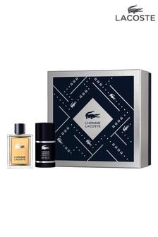 Lacoste L'Homme Eau De Toilette 50ml Gift Set