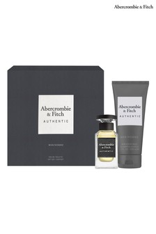 Abercrombie & Fitch Authentic for Men EdT 50ml and Hair and Bodywash 200ml Gift Set