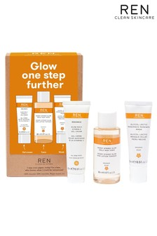 REN Regime Kit: Glow to go