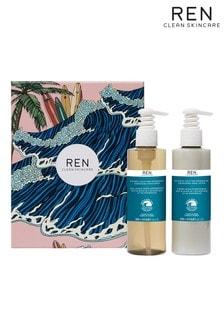 REN Atlantic Kelp Hand Care Duo