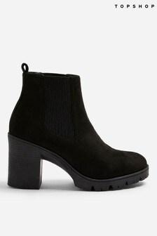 Topshop Byron Unit Boots