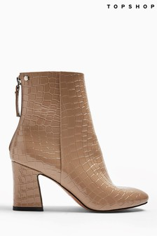Topshop Belize Smart Boots