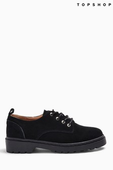 Topshop Furnace Lace Up Shoes