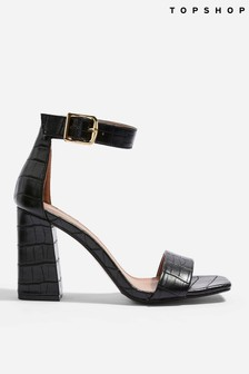 Topshop Suki Two Part Sandals