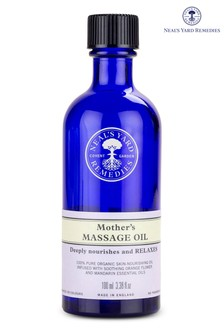 Neals Yard Remedies Mothers Massage Oil 100ml