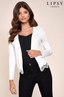 Buy Women's Knitwear Lace from the Next UK online shop