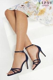 Blue Sandals for Women | Ladies Blue