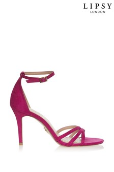 Lipsy Barely There Heeled Sandal