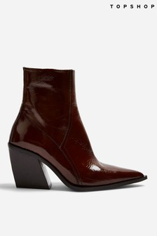 Topshop Honour Western Boots