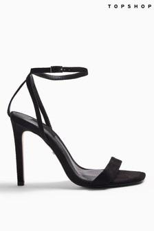 Topshop Saskia Skinny 2 Part Heels