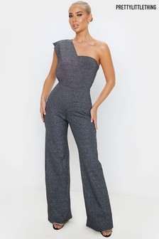 PrettyLittleThing One Shoulder Jumpsuit