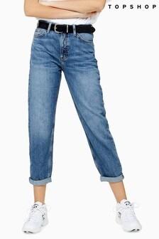 """Topshop Hayden Jeans 32"""" Leg"""
