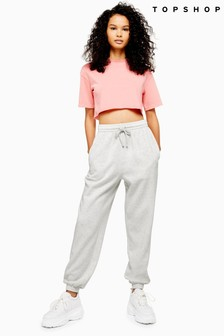 Topshop 90's Oversized Joggers