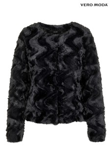 Vero Moda Faux Fur Jacket