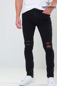 Threadbare Ripped Jeans