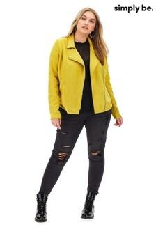 Womens Longline Jacket Simply Be