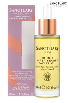 Sanctuary Spa 10-in-1 Super Secret Facial Oil 30ml