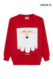 London Co Santa Jumper