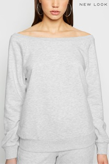 New Look Bardot Sweatshirt