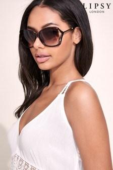Lipsy Glam Oversized Sunglasses