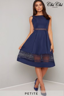 Chi Chi London Deliara Petite Dress