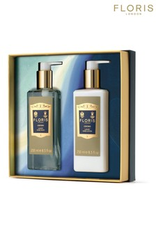 Floris Cefiro Luxury Hand Wash and Lotion Duo 2 x 250ml