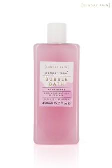 Sunday Rain Cleanse and Brighten Bubble Bath 450ml