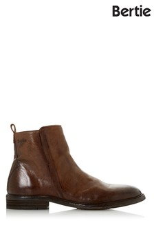 Bertie Lace Up Toe Cap Boots