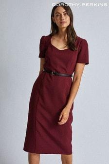 Dorothy Perkins Belted Dress