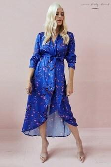 Never Fully Dressed Paloma Wrap Dress
