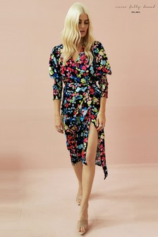 Never Fully Dressed Pablo Luxe Floral Top