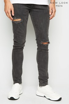 New Look Rinse Wash Skinny Jeans
