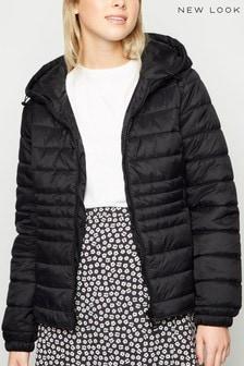 New Look Hooded Padded Jacket