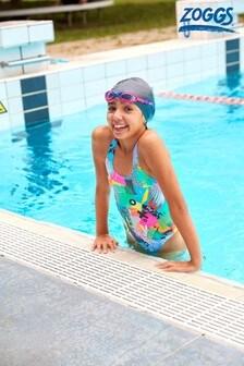 Zoggs Montage Rowleeback Swimsuit