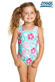Zoggs Petal Magic Scoopback Swimsuit