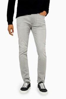 Topman Stretch Skinny Jeans