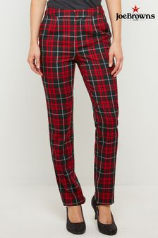 Joe Browns Check Trousers