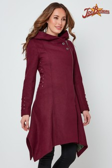 Joe Browns Touch Of Velvet Coat