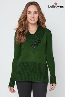 Joe Browns Curiously Cosy Knit Jumper