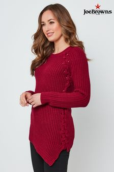 Joe Browns Asymmetric Hem Jumper