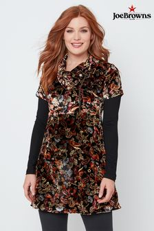 Joe Browns Rich Velvet Tunic