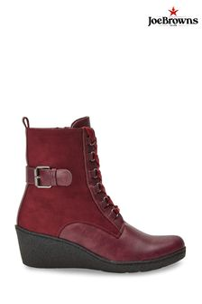 Joe Browns Wilderness Wedge Boots