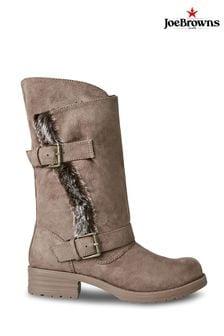 Joe Browns Glacier Bay Strap Boots