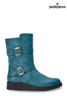 Joe Browns Double Trouble Strap Boots